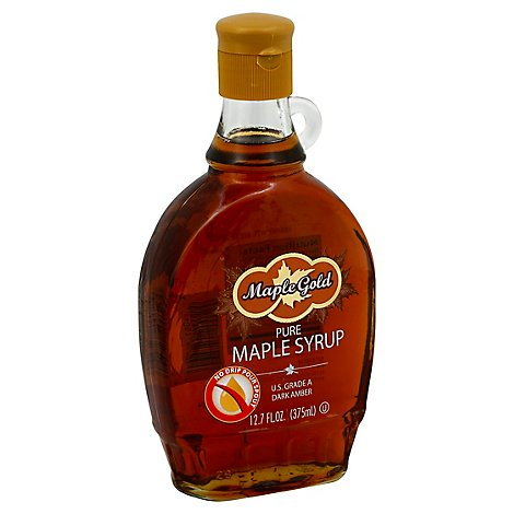 Maple Gold Pure Maple Syrup 12oz - 12 FZ