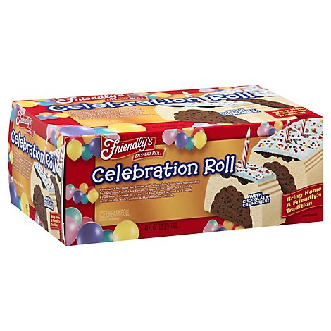 Friendly's Roll Celebration - 1.5 QT