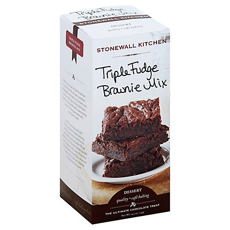 Stnwall Trpl Fdg Brownie Mix - 18 OZ.