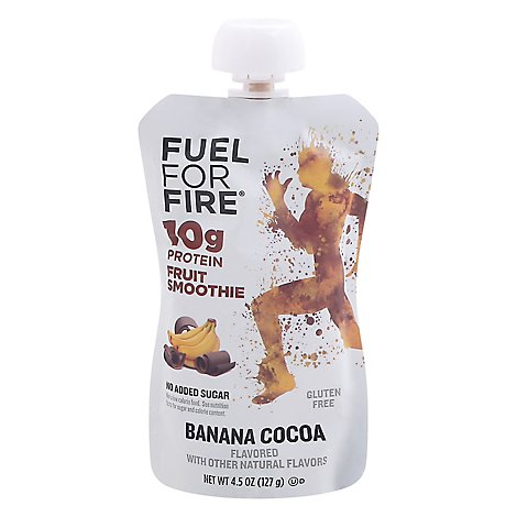 Fuel For Smoothie Prtn Ban Cocoa - 4.5 OZ