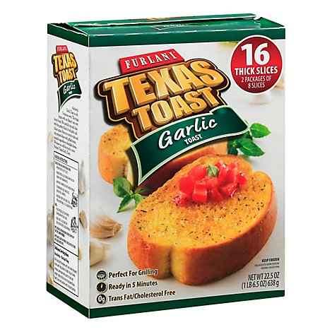Texas Garlic Toast 16 Slices - 22.5 OZ