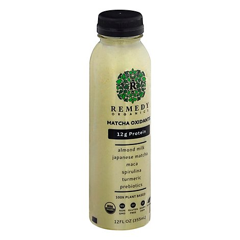 Remedy Matcha Oxidants - 12 FZ