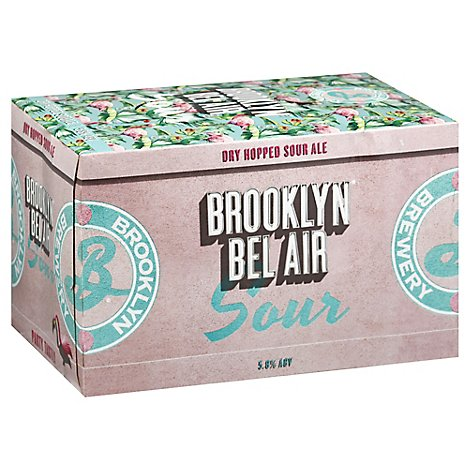 Brooklyn Bel Air Sour Wrapped Cans - 6-12 FZ