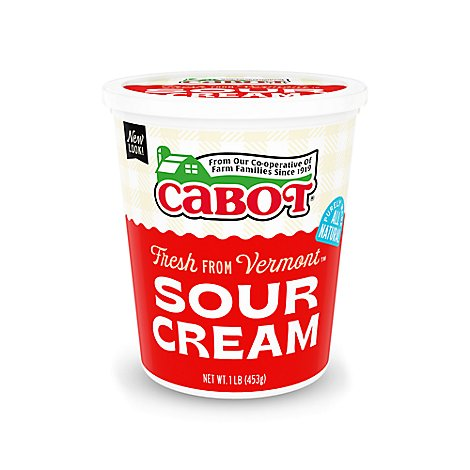 Cabot Dip Cream Sour - 16 OZ