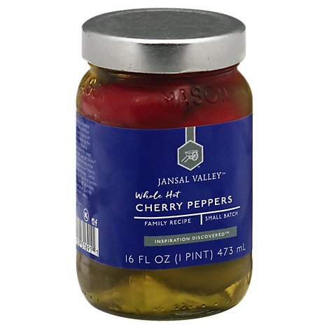 Jansal Valley Pepper Cherry - 16 OZ