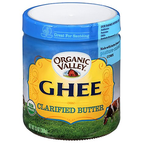 Organic Valley Organic Clarified Butter - 13 Oz