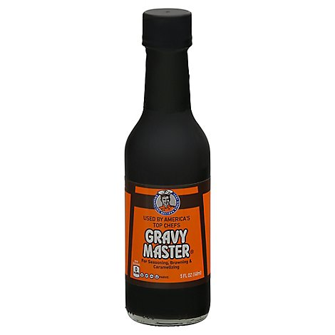 Gravymaster Browning And Seasoning Sauce - 5 FZ