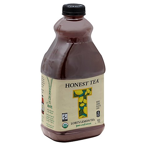 Honest Tea Tea Loris Lemon O - 59 FZ