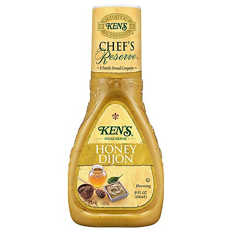 Kens Healthy Options Honey Dijon Salad Dressing - 9 FZ