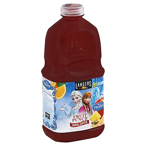 Langers Fruit Punch Juice - 64 FZ