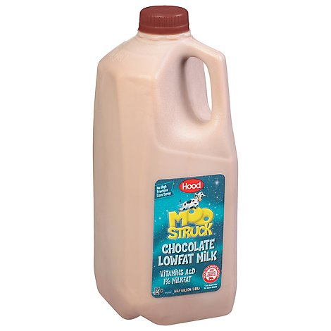 Hood Moostruck Milk Chocolate Uht - HG