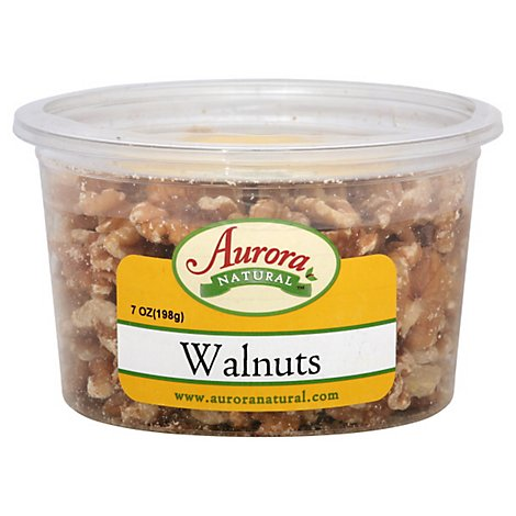 Aurora Raw Walnuts - 7 OZ