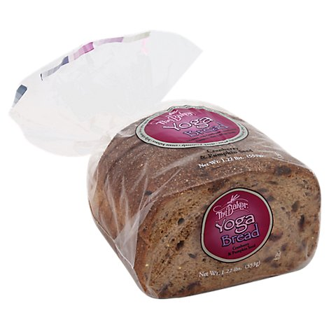 Baker Yoga Bread - 18.3 OZ