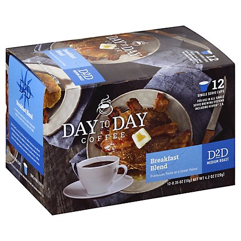 Day To Day Breakfast Blend - EA