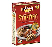 Bell's  Traditional Stuffing Mix - 6 OZ