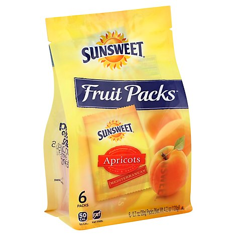 Sunsweet Apricots - 4.2 OZ