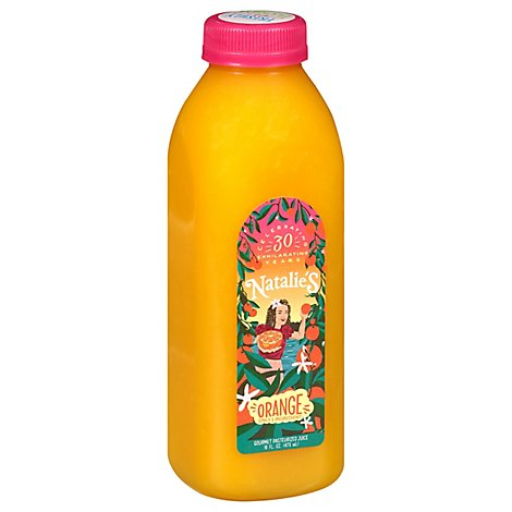 Orchid Island Orange Juice 16fz - 16 OZ