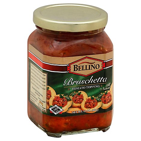 Bellino Topping Bruschetta - 13 OZ