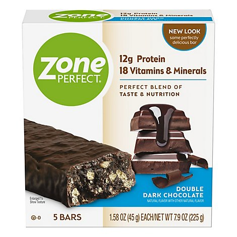 Zone Db Drk Choc 5pk - 5-1.58 OZ