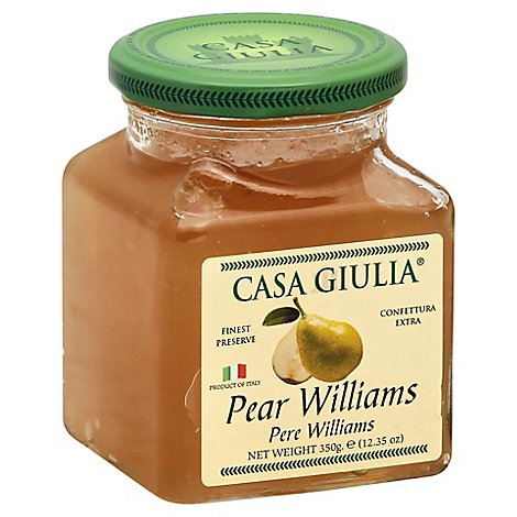 Casa Giulia Preserve Willian Pear - 12.35 OZ