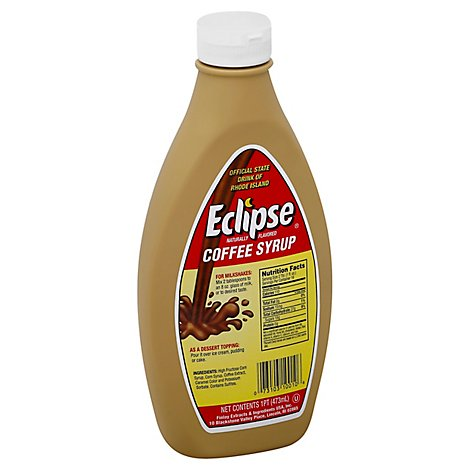 Eclipse Coffee Milk Modifier - 16 OZ