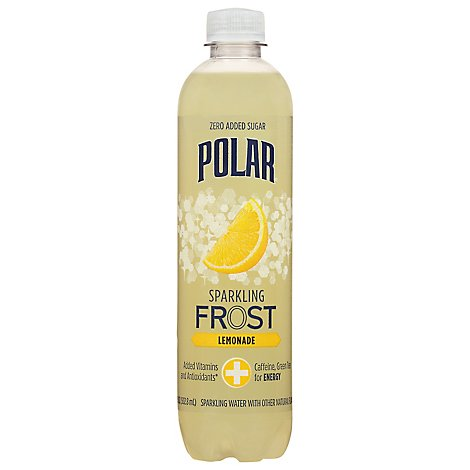 Polar Water Sprklng Lemonade - 17 FZ