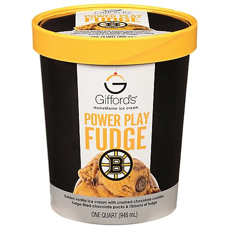 Giffords Cream Ice Fudge Play Power - QT