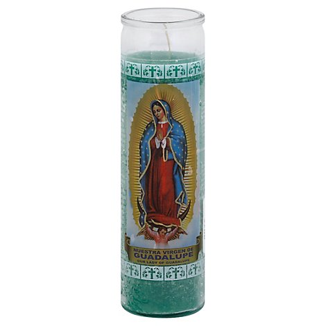 Goya Candle Guadalupe Virgin - EA