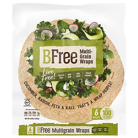 Multigrain Wrap - 8.89 OZ