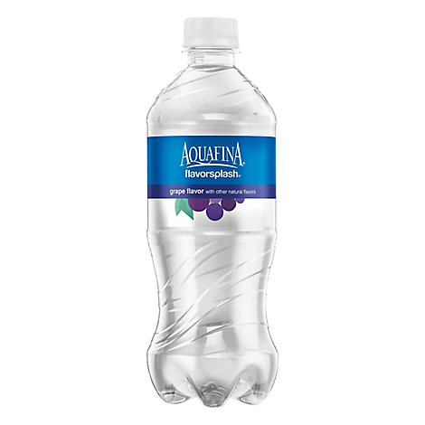 Aquafina Flavor Splsh Grape - 20 FZ