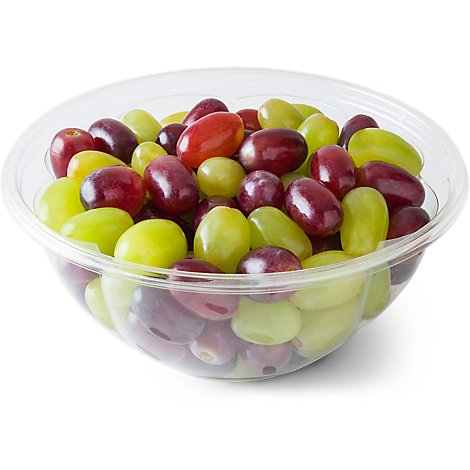 Assorted Mix Grape Bowl - 30 OZ