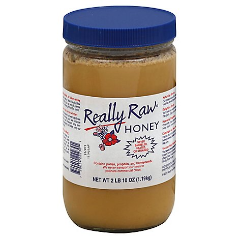 Really Raw Honey Liquid Raw - 42 OZ