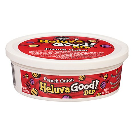 Heluva Good French Onion Dip - 8 OZ