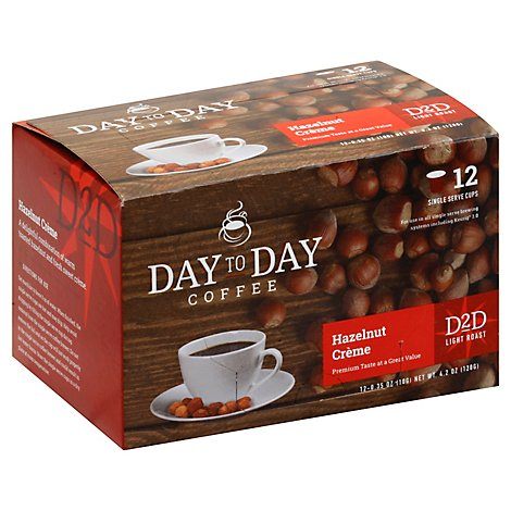 Day To Day Hazelnut - EA