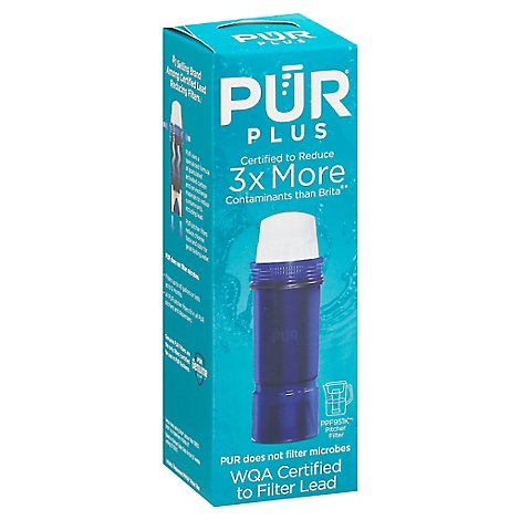 Pur Water Pitcher Replacement Filter - EA
