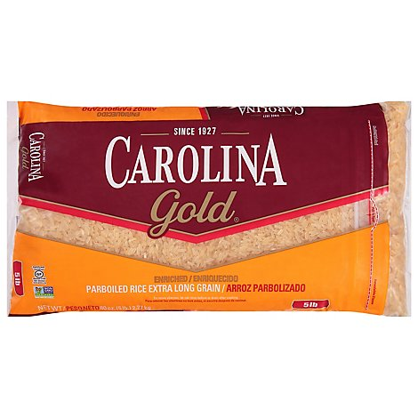 Carolina Gold Extra Long Grain Rice - 5 LB