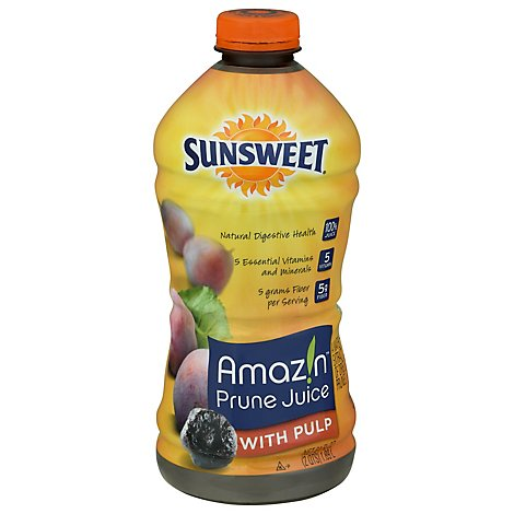 Sunsweet Pls Bottle Pulpy Prune Juic - 64 OZ