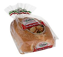 Calise Large Scala Bread - 20 OZ