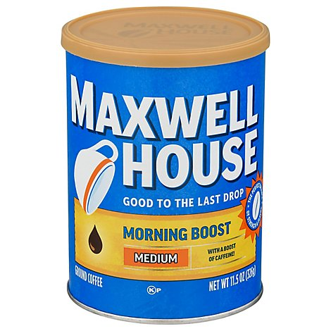 Maxwell House Medium Roast Ground Coffee - 11.5 OZ
