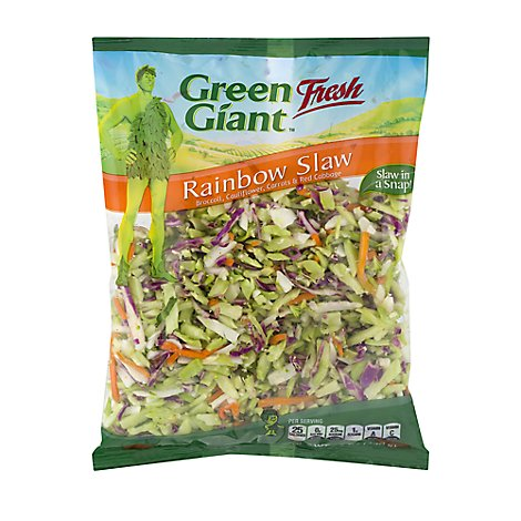 Green Giant Rainbow Slaw - 12 OZ