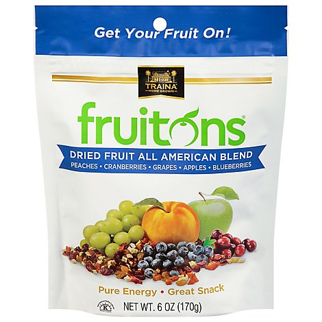 Traina Fruiton All Amrcn Blnd - 6 OZ