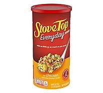 Stove Top Stuffing Mix Chkn Flx Canister - 12 OZ