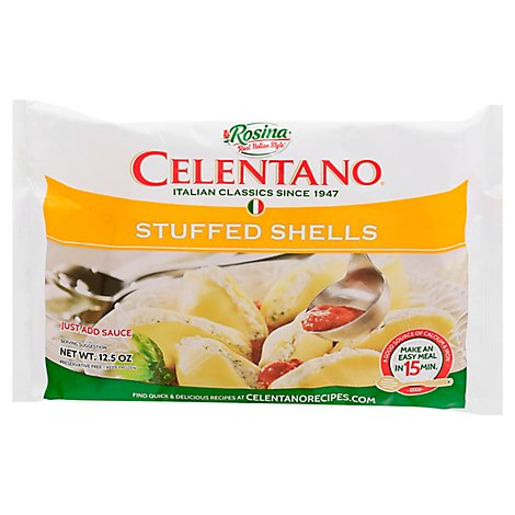 Celentano Stuff Shells - 12.5 OZ