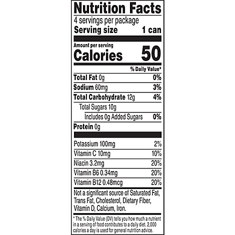 V8 Sparkling Energy Drink Lemon Lime - 46 Fl. Oz.