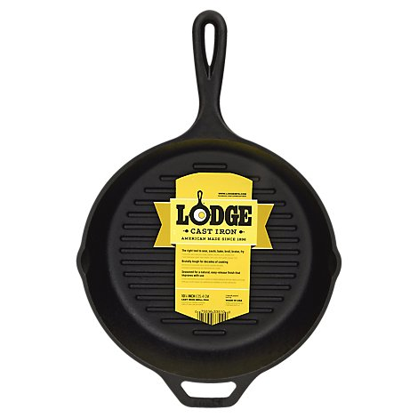 Lodge Cast Iron Grill Pan - EA