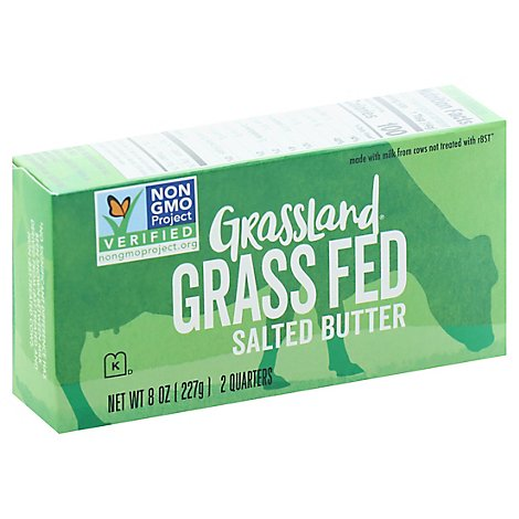 Grsld Grass Fed Slt 1/2-9 - .5 LB