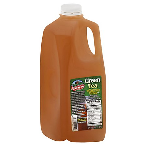 Rosenberger Green Tea With Ginsing - 64 FZ