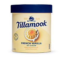 Tillamook Original Premium French Vanilla Ice Cream - 1.5 QT