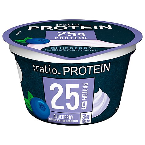 Ratio Protein Blueberry Dairy Snack - 5.3 OZ