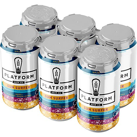 Platform Beer Seasonal - 4-12 FZ